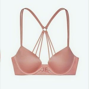 83090d5725 Victoria s Secret Intimates   Sleepwear - Strappy Ring Push Up Bra 36DD  36DDD Front Close